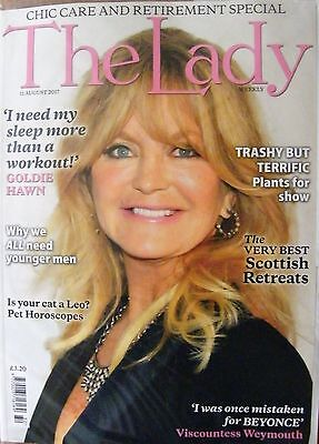 The Lady magazine 11th August 2017 issue