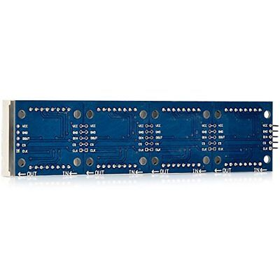 kwmobile 8x32 LED Matrix module for Raspberry Pi and Arduino