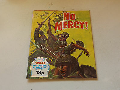 WAR PICTURE LIBRARY NO 1737!,dated 1980!,V GOOD for age,great 37!YEAR OLD issue.