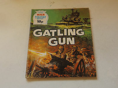 WAR PICTURE LIBRARY NO 1747!,dated 1980!,V GOOD for age,great 37!YEAR OLD issue.