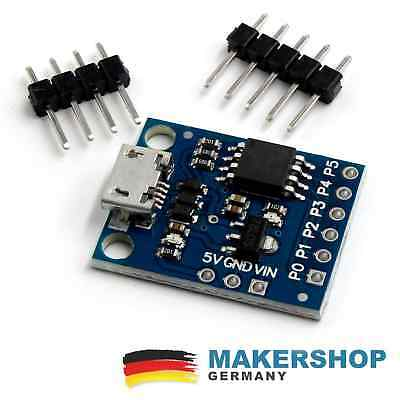 Mini Arduino Micro USB Development Digispark Kickstarter ATTINY85 Board