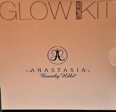 Anastasia Beverly Hills Glow Kit Sun Dipped Face Palette Limited Edition