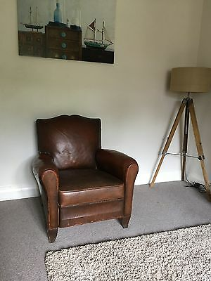 Antique Club Chair Art Deco 1920-30s