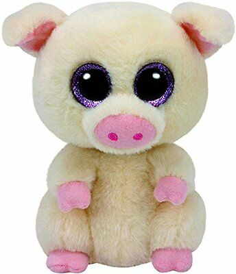 Piggley The Pig Ty Beanie Boos  Brand New
