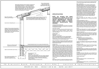 Architectural Plans - Planning Permission - Drawing Service - CAD