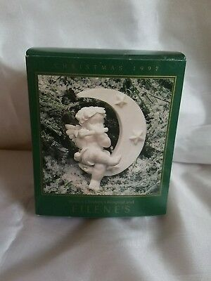 Boston Children's Hospital 1997 Angel Moon ornament