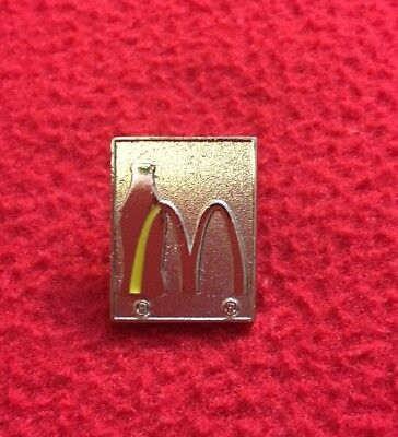 McDonald's & Coca-Cola Pin