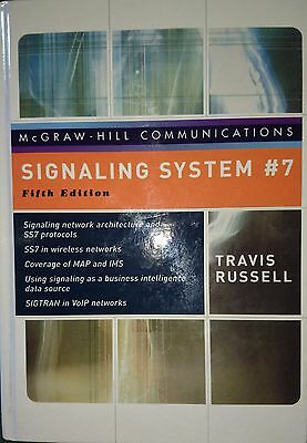 NEW Signaling System #7 by Travis Russell Hardcover Book (English) Free Shipping