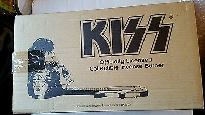 KISS Official Collectible Incense Burner