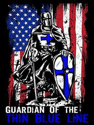 Guardian of the Thin Blue Line Poster (24x36)
