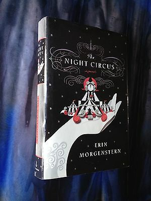 The Night Circus by Erin Morgenstern 2011 1st Edition Hardcover Dust Jacket VG