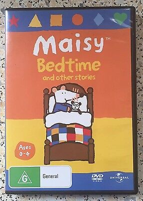 Maisy Bedtime And Other Stories DVD