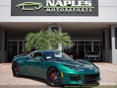 """2017 Lotus Evora 400 2017 Lotus Evora 400, Leather Pack, 20"""" Forged Wheels, Cruise, Sports Exhaust"""