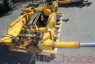 Tadano Z204 All In One Hydraulic Truck Crane Hoist Winch