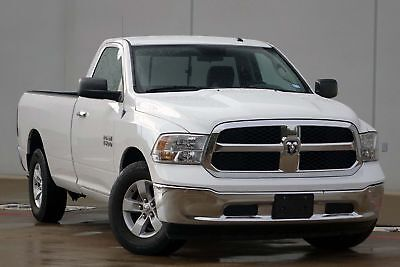2013 Ram 1500 SLT LT One Owner Clean Carfax 2wd Power Windows and Locks Automatic