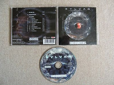 Sylvan - Encounters       rare  CD