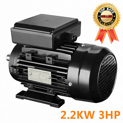 Single Phase Electric Motor 240V 2800 RPM 2.2KW/3HP 2 Pole Panana High Quality
