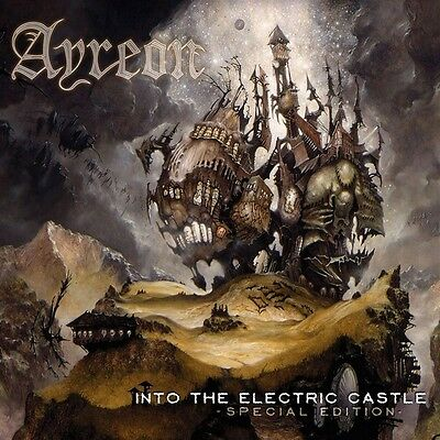 Ayreon - Into the electric castle -special edition 2 CD with Bonus Cd-Rom tracks