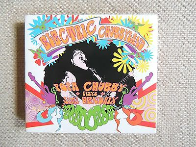 Popa Chubby - Electric Chubbyland     3 CD- Box -Set  Digibook  + autograph