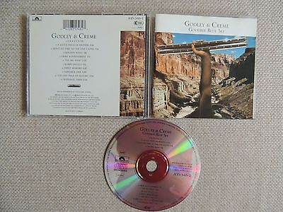 Godley & Creme - Goodbye Blue Sky    rare CD