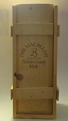 25th Anniversay MacAllan SCOTCH  750ml