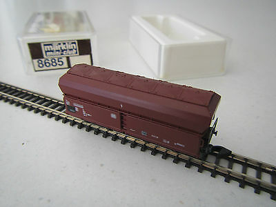 Marklin mini-club 8685 Hopper Car Closed Top Boxed 1:220 Z Scale