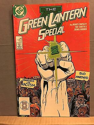 The Green Lantern Special # 1 (1988, DC) VF/NM
