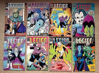 L.E.G.I.O.N '89 #1-10 by Keith Giffen