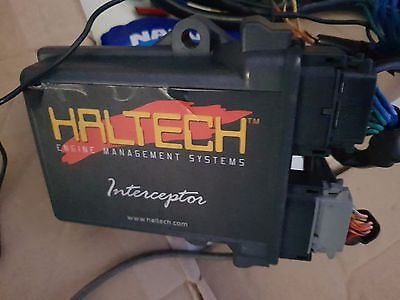 Haltech Interceptor ECU