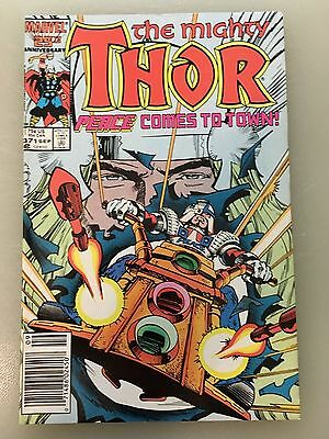 Lot of 4: The Mighty Thor - 371, 372, 375, Annual #13, Simonson, (Marvel 1986)