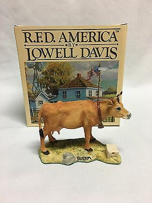 Lowell Davis Blossom 15th Anniversary Figurine Mint w/ Box MIB