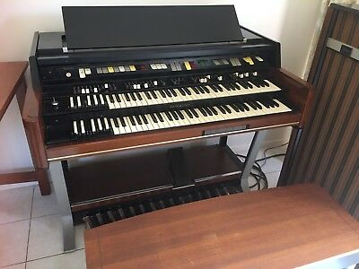 Hammond X77 Organ And X77 Leslie Speaker