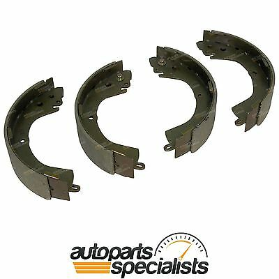 Rear Brake Shoe Set for Mitsubishi Triton MK 4X4 1996-2006 L200 Pickup 4wd Ute