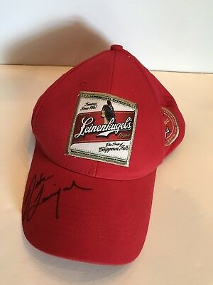 Signed Leinenkugel Men's Hat
