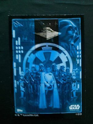 Star Wars Rogue One trading card - No 103