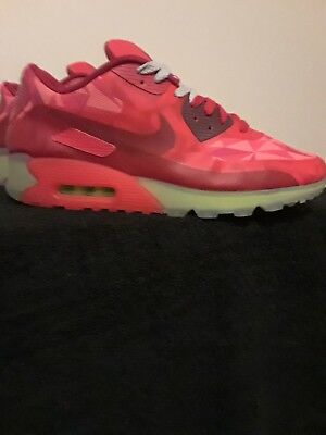 NIKE AIR MAX 90 Hyperfuse Infrared Mens Size 8 $60.00