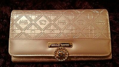 Hello kitty pink long wallet/purse from Japan