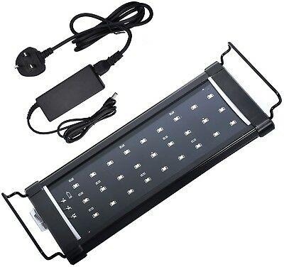 Aquarium Light For 30-50 CM/12in-20in Aquarium Fish And Plant Tank Led Light
