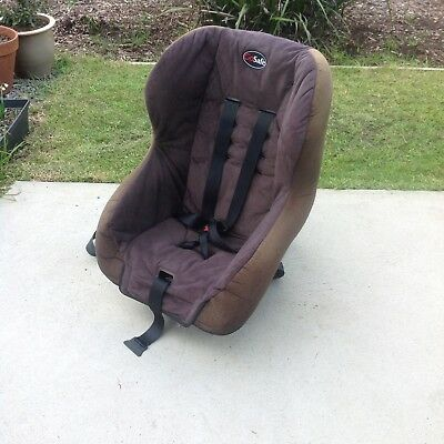 Go Safe Infant  Baby Car Seat Child Baby Car Seat Good Condition Mt Martha