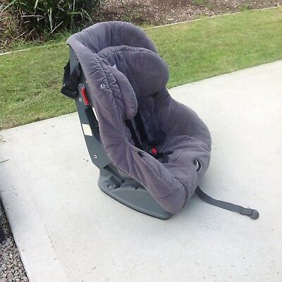 Britax Safe-n-Sound Meridian AHR Grey Convertible Child Baby Car Seat Mt Martha