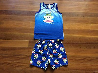 Boys Paul Frank Pyjamas Size 7 BNWOT