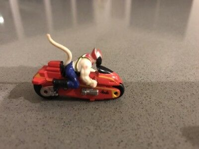 Vintage  GALOOB  - MICRO MACHINES - BIKER MICE FROM MARS - 90S A