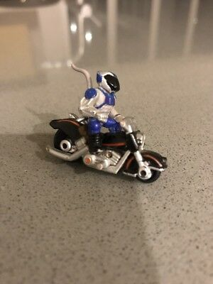 Vintage  GALOOB  - MICRO MACHINES - BIKER MICE FROM MARS - 90S B