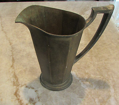 Vintage Sheffield Reproduction Silverplate Pitcher
