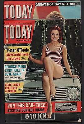 Today Magazine Five Issues 1963 The New John Bull