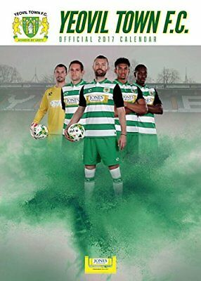 Yeovil Town Official 2017 Calendar