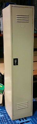Clothes Locker gym CABINET  STORAGE TOOLS OFFICE SHED OFFICE FURNITURE SECURiTy