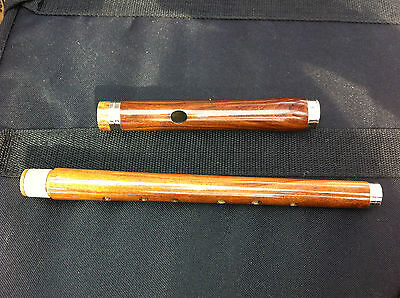 Irish Flute Fyfe 38cm 6 hole wood medievil The Hobbit Celtic sounds Irish Finger