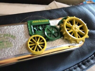 Mint Franklin Mint John Deere Knife In Box