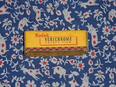 Kodak Verichrome Safety Film V 620 1955 NIB